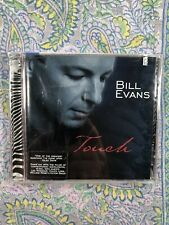 Touch by Bill Evans (Sax) (CD, May-1999, Zebra Records) ~ NEW