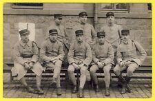 cpa CARTE PHOTO 152e Régiment Caserne Service Militaires Soldats Uniformes 1922