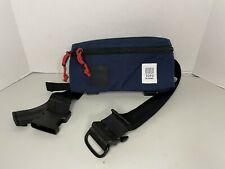 Topo Designs hip pack navy Fanny pack hiking