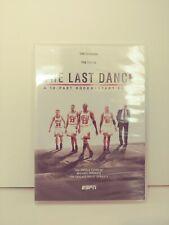 The Last Dance Chicago Bulls : 1990s 3 DVDs set Brand New (Ship Fast)