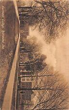 Earlham College, Richmond, Indiana Antique Postcard (T3612)