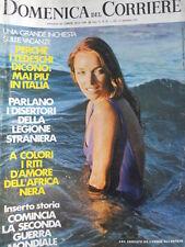 Domenica Del Corriere n°38 1971 Il Laboratorio di Carlo Rambaldi  [D24]