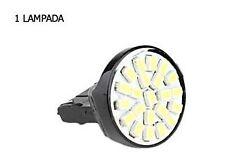SINGOLA LAMPADA DIURNE STOP POSIZIONE T20 W21W 22 LED SMD 6000K