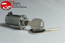 Chevy Pickup, Impala, Bel Air, GTO Glove Box Lock Later Round Head Key