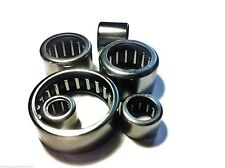 Full Range HK SERIES NEEDLE ROLLER BEARINGS  HK0306 to HK1512  Select Size
