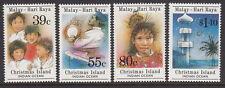 Christmas Island 1989 Malay - Hari Raya
