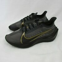 Nike Zoom Gravity Women's Size 8.5 Shoes Black & Gold CT1159-001 Eur 40
