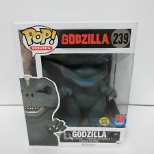 Pop! 239 Godzilla Vinyl Figure Funko PX Previews Exclusive NEW Glow In Dark