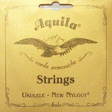 Aquila Tenor Ukulele Nylgut Strings 4th Low G Tuning 16U, Single String