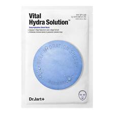 Dr. Jart vital Hydra solución máscara de la hoja 25g + muestras gratis * vendedor del Reino Unido *