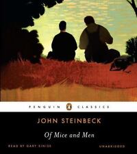 Of Mice and Men by John Steinbeck (2011, CD)
