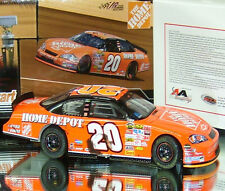 TONY STEWART 2007 BRICKYARD RACED VERSION HOME DEPOT 1/24 MOTORSPORTS AUTHENTICS