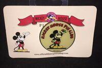 Disney Pin Mickey Mouse Club Trading Pin