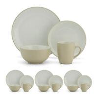 Cuisinart 16-Piece Stoneware Dinnerware Set