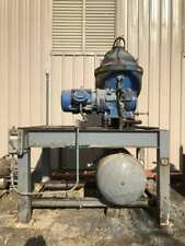 Separators Whpx-513-Tgd-20 Self Cleaning Centrifuge Oil Purifier 4140Rpm