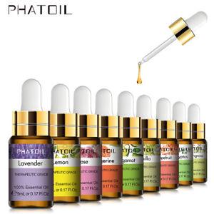 5ml Lavender Essential Oils Aromatherapy Organic Essential Oil Home Fragrances