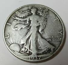 1937 Walking Liberty (#36GG)