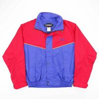 Vintage OUTBACK PERFORMANCE 80's Colour Block Rain Jacket Mens Size Medium