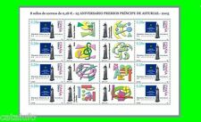 Spain Edifil 4192** MP. 86  MNH PREMIOS PRINCIPES ASTURIAS