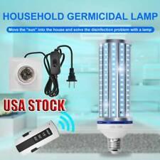 70W UV-C Germicidal Lamp E26/E27 Remote Control Timer Sterilizing LED Light Bulb