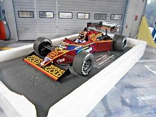 F1 TYRRELL 012 Ford Cosworth V8 Monaco GP 1984 PR Bellof Maredo Minichamps 1:18