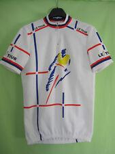 Maillot Cycliste Le Tour de France Blanc Castelli Jersey Cycling Shirt - XL