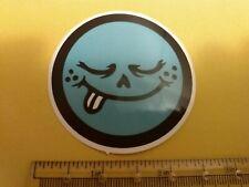 nerdy smiley face sticker