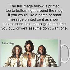 The Bee Gees  - Personalised Mug / Cup