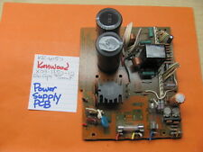 KENWOOD X09-1350-10 POWER SUPPLY PCB KR-6050 STEREO RECEIVER