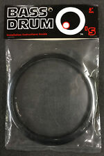 Big Bang 6 inch O-Rings Black ( HBL6 ) Drum