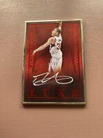 2014-15 Panini - Luxe Basketball: Blake Griffith Auto #/40 - On Card Auto
