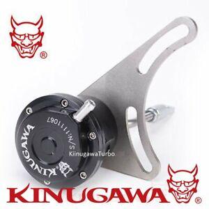 Kinugawa Adjustable Turbo Wastegate Actuator Garrett GT3071R A/R50 / 0.8 Bar