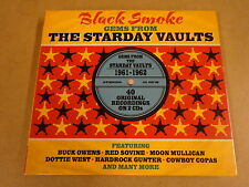 2-CD / BLACK SMOKE - GEMS FROM THE STARDAY VAULTS