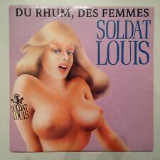 DISQUE 45T SOLDAT LOUIS DU RHUM DES FEMMES