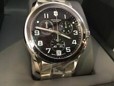 Swiss Army Victorinox Alliance Men's Chrono Classic Black/Stainless 241544 41mm