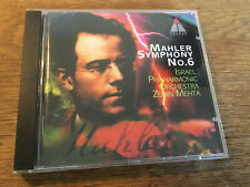 Mahler - Sinfonie 6 [CD Album] Teldec Zubin Mehta