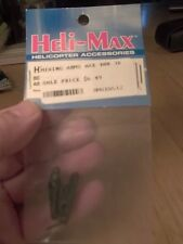 Heli-Max RC Helicopter AXE 400 3D HMXE8512 Nixing Arms Set of 2 NIP