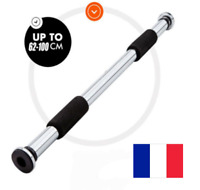 Barre de Traction Porte/Barre Ajustable Musculation Maison Gym Exercice Fitness