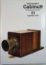 Photographica Cabinett 53 Geiger Rollei Adox Konica Instamatic Rapid Steieck