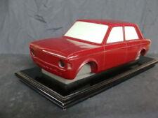 Maquette originale Fiat 128 prima serie modello di forma old vintage original