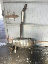AUDI TT MK1  3.2 V6 CAT BACK EXHAUST