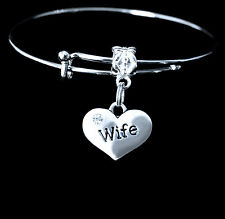 Wife Bracelet wife gift Jewelry for your forever wife mother bracelet best