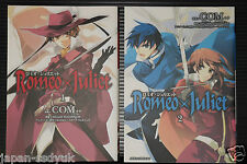 JAPAN manga: Romeo x Juliet vol.1+2 Complete Set