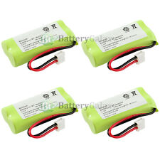 4 NEW Home Phone Rechargeable Battery for AT&T/Lucent BT-6010 BT-8000 1,000+SOLD
