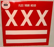 V/A FLEX YOUR HEAD Compilation LP PUNK ROCK Hardcore MINOR THREAT Void RED C SOA