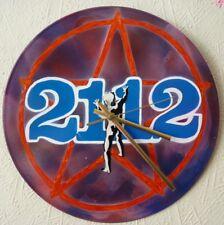 wall clocks ..heavy metal..prog rock..RECORDS