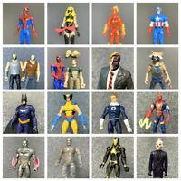 Marvel Universe Legends DC Spider-man Rocket Raccoon Figure Cake Topper Toys