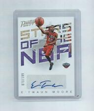 2016-17 PRESTIGE E'TWAUN MOORE STARS OF THE GAME AUTO 73/199 PELICANS