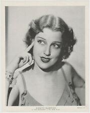 Jeanette MacDonald 1936 R95 8x10 Linen Textured Printed Photo - Vintage Premium