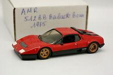 AMR Kit Monté 1/43 - Ferrari 512 BB 1975 Rouge